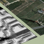 Sketchup courbes niveau permaculture